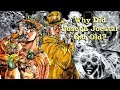 Why Did Joseph Joestar Get Older