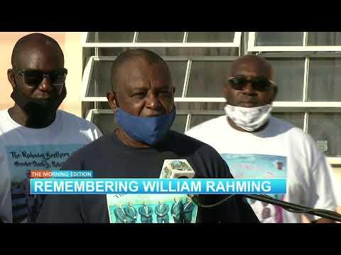 Remembering William Rahming