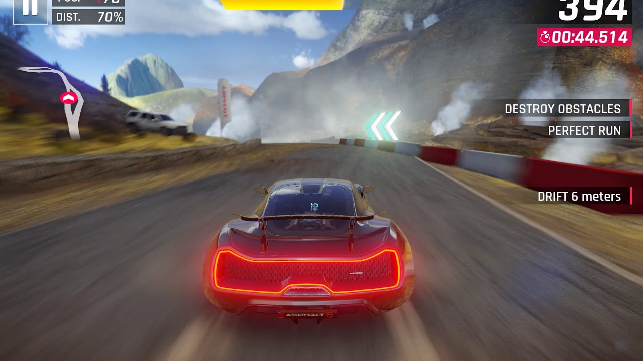 Asphalt 9 Earth Day 1 00 525 With Trion Nemesis Youtube