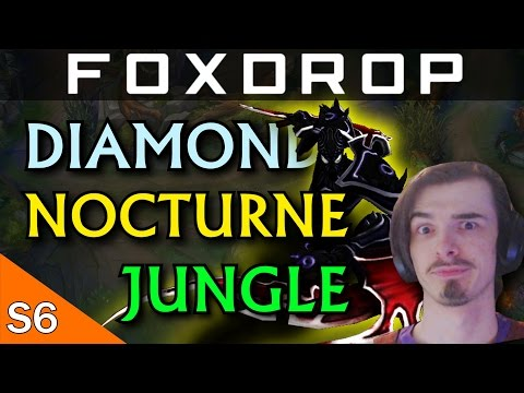 How to Play Nocturne Jungle in Season 6 - League of Legends