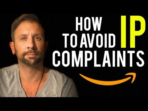 Avoid IP Complaints Amazon FBA Retail Arbitrage and Online A