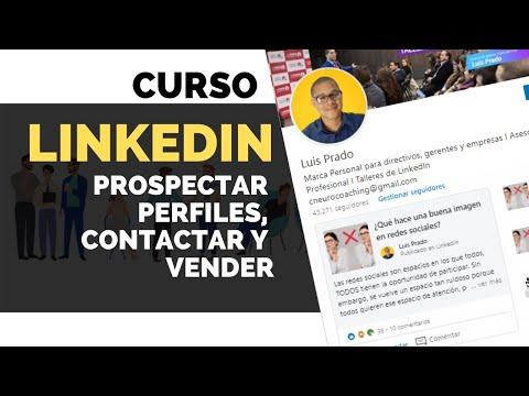 Cómo hacer BUSQUEDAS AVANZADAS de perfiles LinkedIn