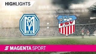 SV Meppen - FSV Zwickau | Spieltag 35, 18/19 | MAGENTA SPORT