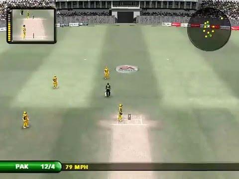 Australia Vs Pakistan - One Day International - EA Sports