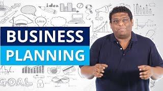 Business Planning for Startups & Entrepreneurs