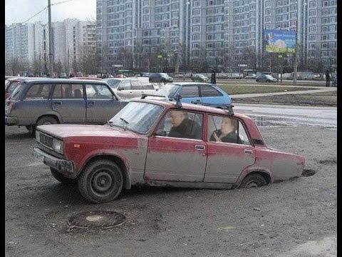 Авто ВАЗ Приколы