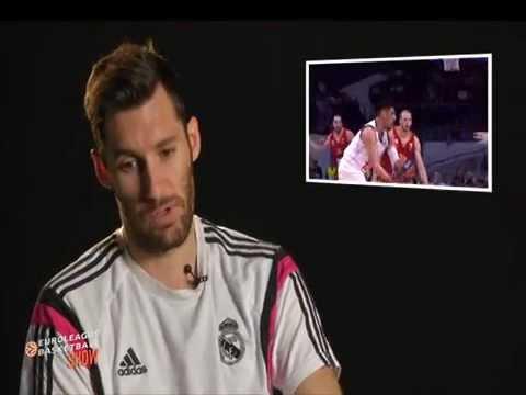 Reportaje Baloncesto Real Madrid 2014-15 (Daniel Puchol Bogani - Eurosport)