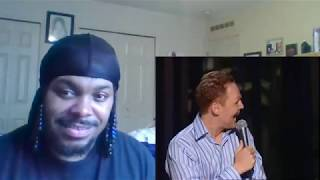 Baby Dyce Reacts to - Bill Burr (Part 2)