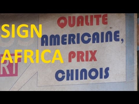 Togo Africa Wants American Quality at Chinese Prices