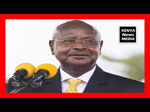 President Yoweri Museveni replied to Comic Lecture on Democracy by the West