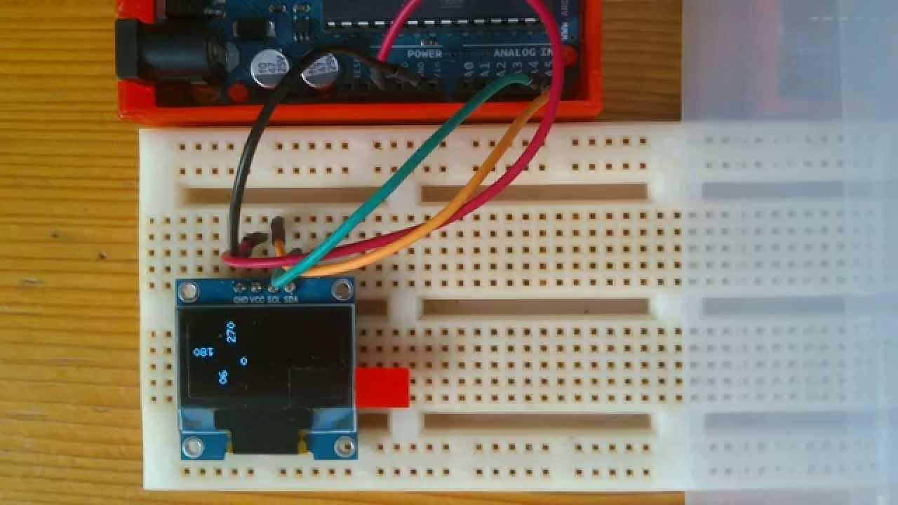 Interfacing 0 96″ OLED Display with Arduino UNO – Cyan Infinite