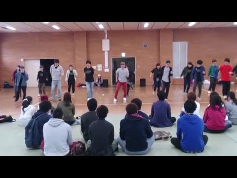 Lock number 新歓祭2016 宮崎大学 CREW DANCE SHOWCASE① 2016/4/9