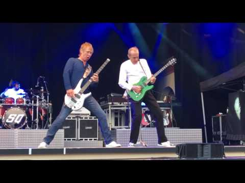 Status Quo - Roll Over Lay Down