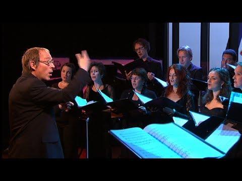 Cappella Amsterdam - Cantique de Jean Racine (Live @ Bimhuis - Amsterdam)