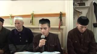 пятничная проповедь в с Бамматюрт 22 02 2013год