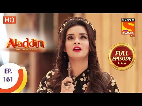 Aladdin - Ep 161 - Full Episode - 28th March, 2019