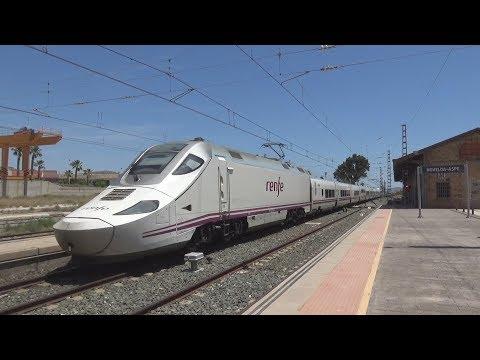 Día de trenes