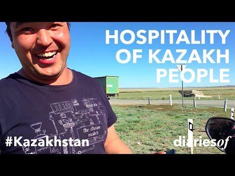 Moments: Hospitality of Kazakh People – Kazakhstan