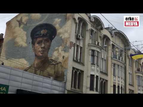 Kharkiv City Tour (Harkov Şehir Turu) Ukrayna / Erke Medya / 21.03.2017