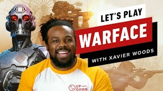 Warface Let's Play ft. Xavier Woods