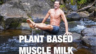 GAME CHANGERS  PLANT BASED MUSCLE MILK