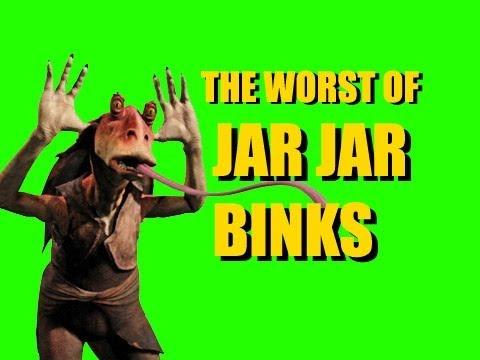 Is Jar Jar Binks The Ultimate Star Wars Bad Guy Yes Says The Internet Film The Guardian