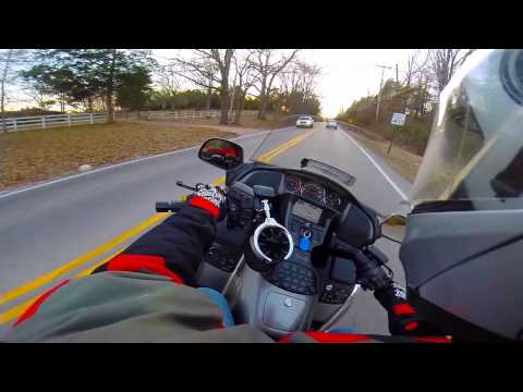 Why I bought a Honda GoldWing