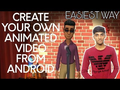 16 Create Your Own Animated Movie From Android - | LILLI 4 US ...