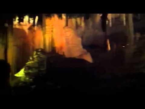 Gyuto Tibetan Monks Harmonic Chanting in Jewel Cave, Margaret River, Western Australia