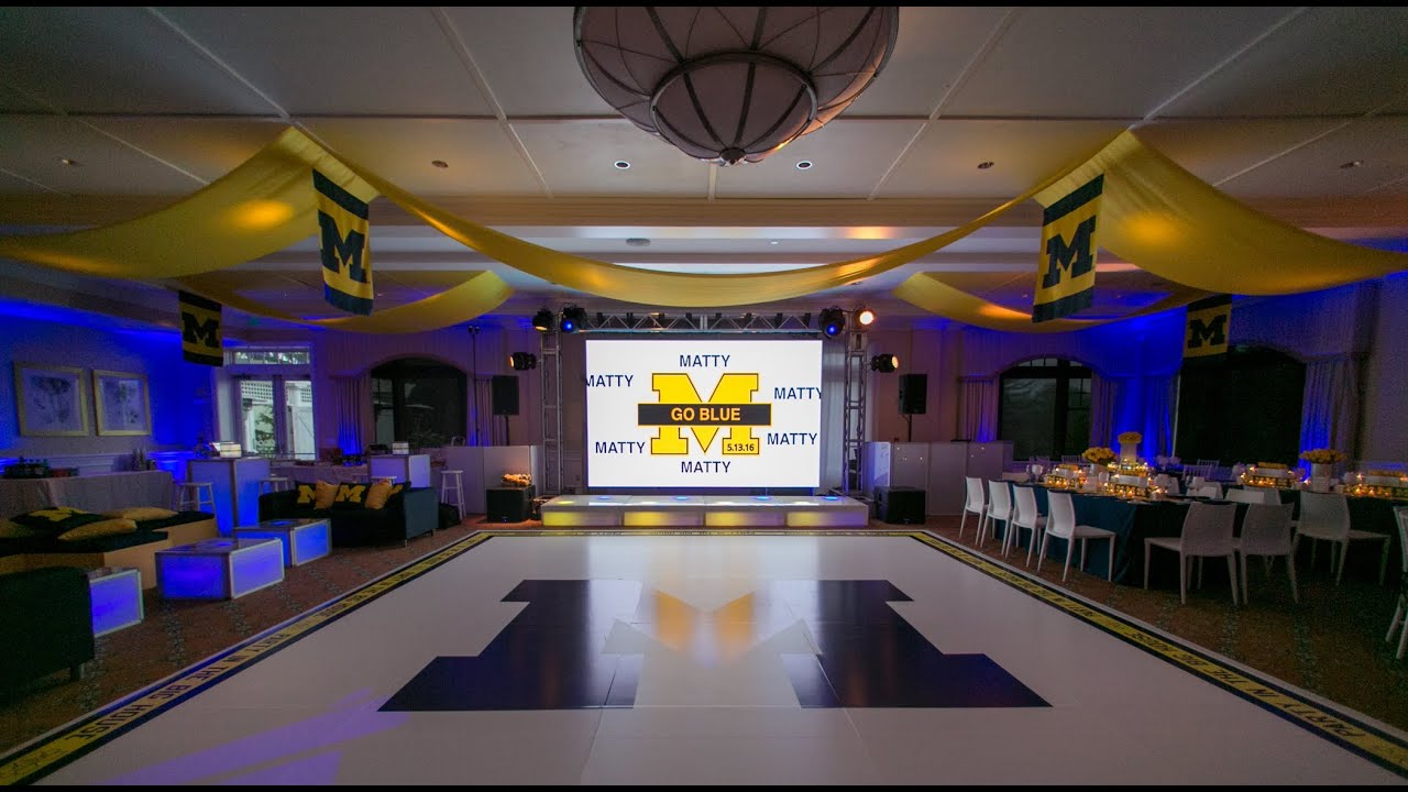 Amazing Bar Mitzvah Design In Westchester NY