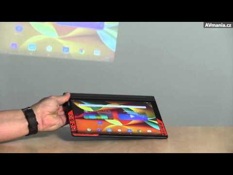 Yoga Tab 3 Pro - Tablet S Vestavěným Projektorem