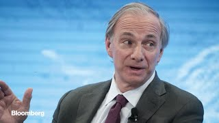 Ray Dalio Says 'You'd Be Pretty Crazy' to Hold Bonds Right Now