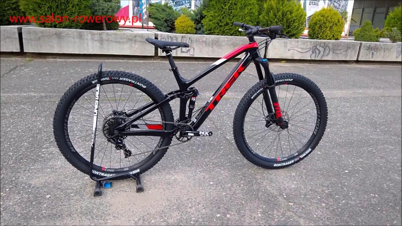 fa6d990d525 rower Trek Fuel Ex 9.7 2018 www.salon-rowerowy.pl - YouTube