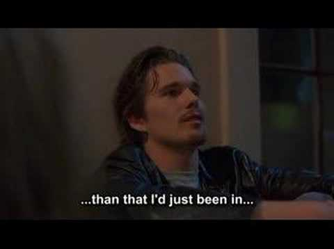 Before Sunrise - Love?