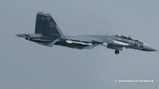 Су-35 МАКС 2015