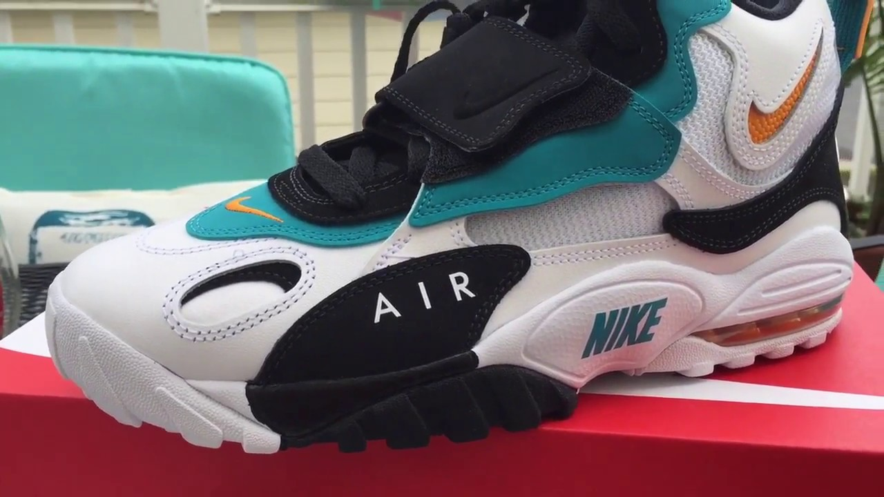Philadelphia Eagles Air Max Speed Turf Review YouTube