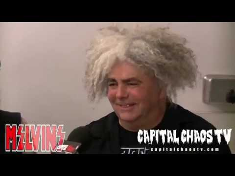 Buzz, Dale & Pinkus of Melvins Interviewed...