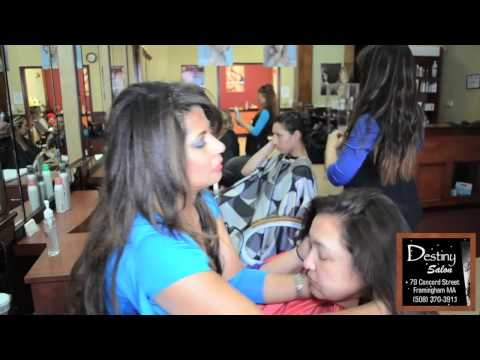 Beauty & Hair Salon And Spa - Destiny Salon In Framingham, MA