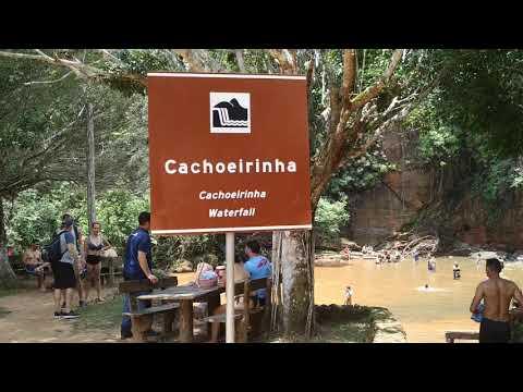 Cachoeirinha - Chapada dos Guimarães (MT)