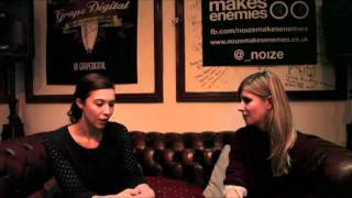 Lisa Hannigan // Interview // Noize Makes Enemies Sessions
