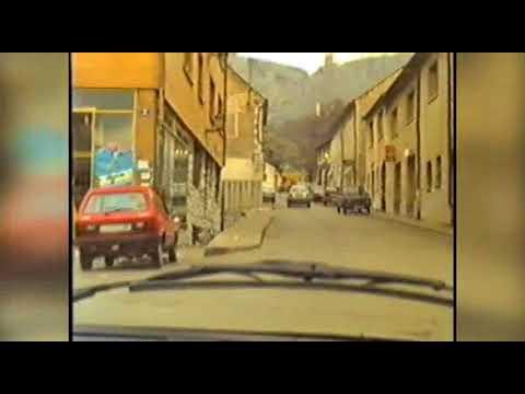 Vožnja kroz Livno 1995