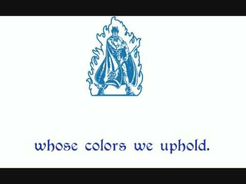 """Duke's """"Blue and White"""""""