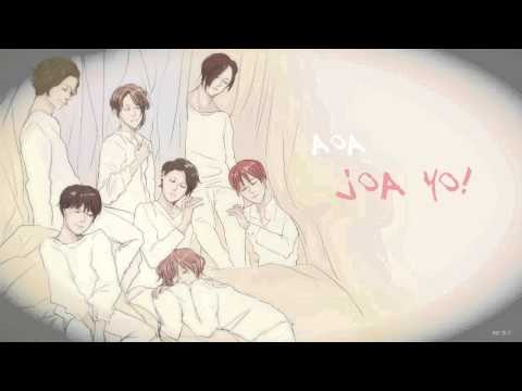 【AOA Black】 Joa Yo! male.ver