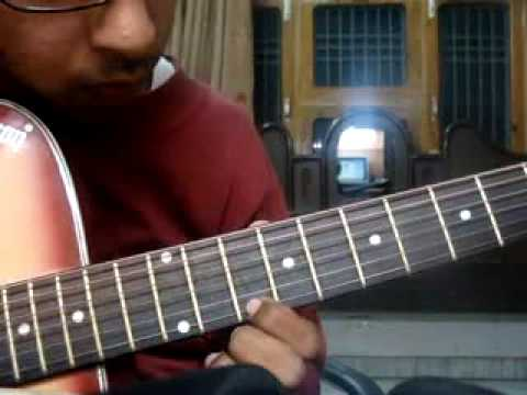Learn teri yaad by jal band (intro part) on guitar