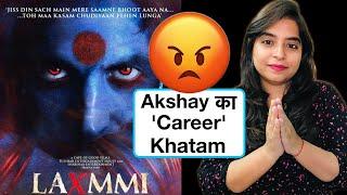 Laxmii Movie REVIEW | Deeksha Sharma