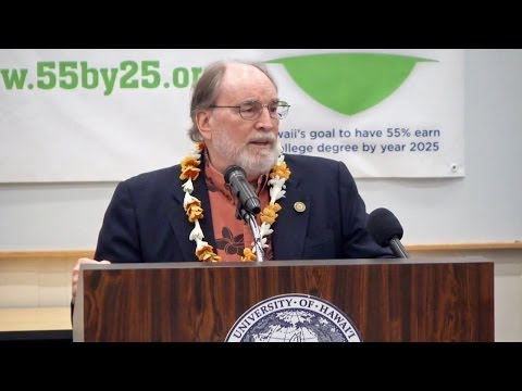 Educated workforce critical to Hawaii