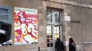 2. Exposition Gilles CORMERY Château de Tours 026.MOV