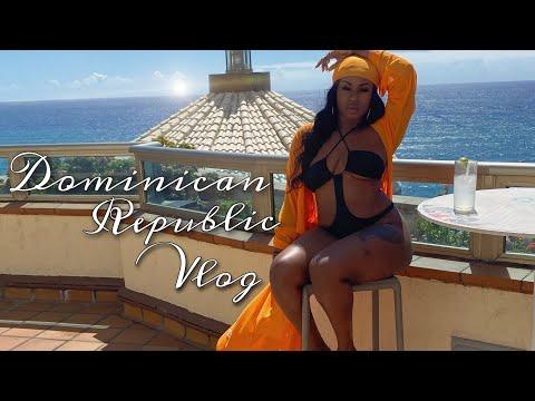 DOMINICAN REPUBLIC VACATION VLOG| SANTO DOMINGO 2021! PT 1