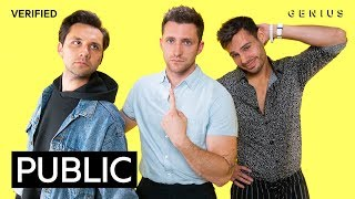 "Gambar cover PUBLIC ""Make You Mine"" Official Lyrics & Meaning 