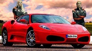 Sportwagen mieten bei Motion Drive - Audi R8, Ferrari, Lamborghini, Porsche, Gumpert Apollo